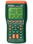 EXTECH 382091 3-Phase Power Analyzer/Datalogger (50 Hz,1000A)