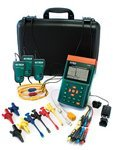 EXTECH PQ3350-1 3-Phase Power & Harmonics Analyzer