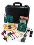 EXTECH PQ3350-3 3-Phase Power & Harmonics Analyzer