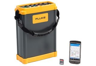 Fluke 1750 Three-Phase Power Recorder