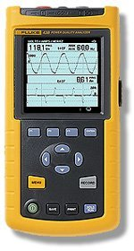 Fluke 43B Series Power Quality Analyzer Gallery Image