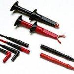 Fluke TL223 SureGrip Electrical Test Lead Kit