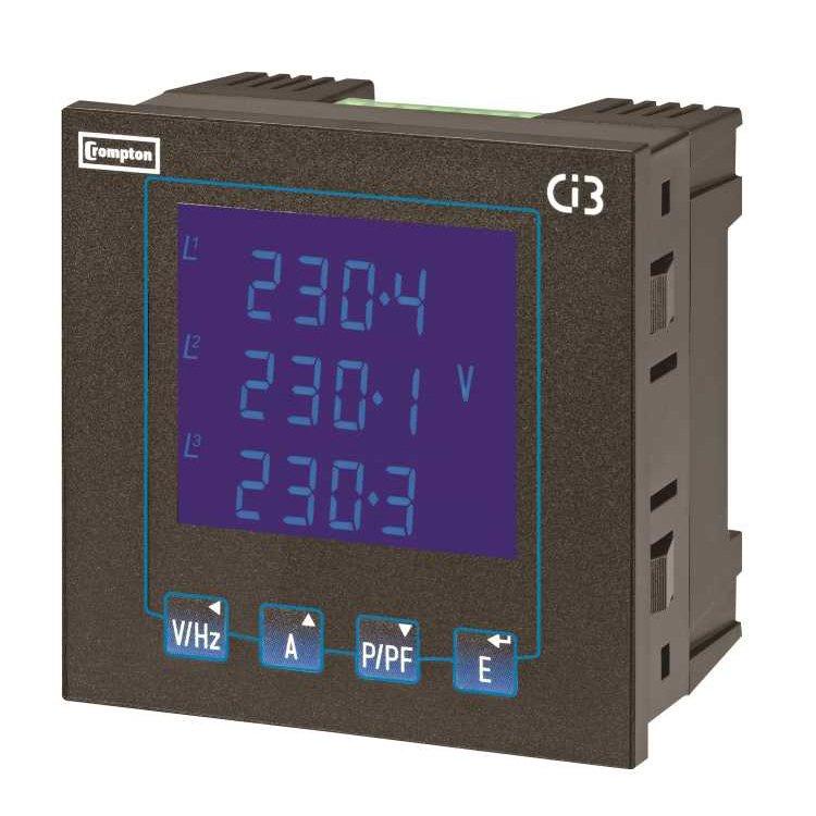 Integra Ci3 Digital Metering System