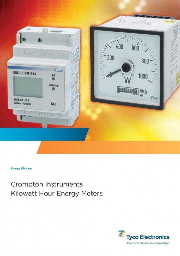 Energy KwH Meters