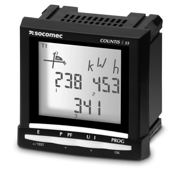 Socomec COUNTIS E53