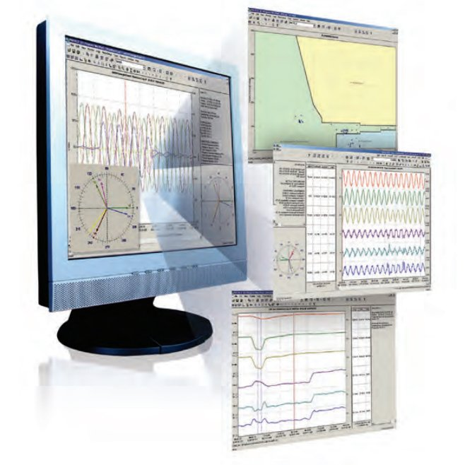SATEC PAS (Power Analysis Software)