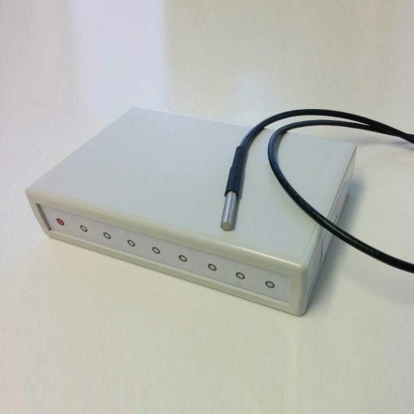 Acksen DS-108 PC Based Temperature Monitor & Logger