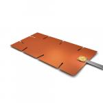 500 x 500 x 2mm earth plate